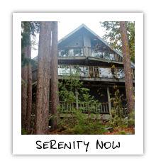 Serenity Now - Kennisis Lake - Haliburton Ontario