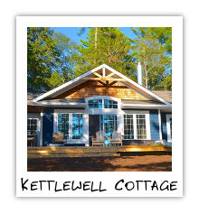 Kettlewell Cottage on Kennisis Lake in haliburton Ontario