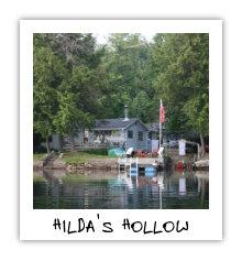 Hilda's Hollow - Kennisis Lake - Haliburton Highlands Ontario