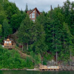 The ultimate getaway on expansive Kennisis Lake