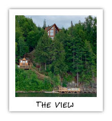 The View - Little Kennisis Lake - Haliburton Highlands Ontario