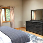 A quiet spot in loft bedroom