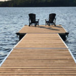 Daytime dock