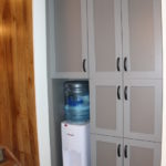 Pantry and water cooler