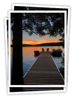 Blue Sky Beach House - Kennisis Lake - Haliburton