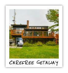 Carefree Getaway - Buckhorn Lake Ontario