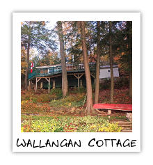 Wallangan Cottage - Kennisis Lake - Haliburton Highlands