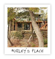 Hurley's Place - Kennisis Lake - Haliburton Highlands Ontario