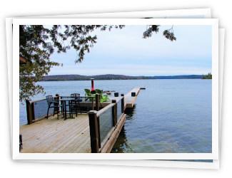 Hurley's Place - Kennisis Lake - Haliburton Highlands Ontario