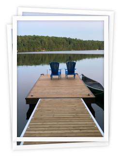 Auld Birch Cove - Little Kennisis Lake - Haliburton Ontario