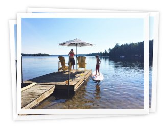 Awatere - Kennisis Lake - Haliburton Highlands Ontario