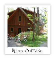 Bliss Cottage - Little Kennisis Lake - Haliburton Highlands Ontario
